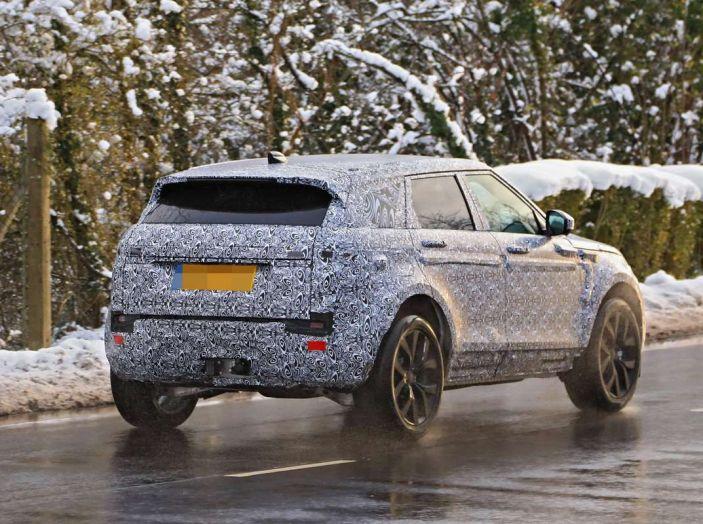 Range Rover Evoque 2019: una seconda serie per replicare il successo - Foto 3 di 24
