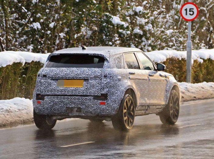 Range Rover Evoque 2019: una seconda serie per replicare il successo - Foto 14 di 24