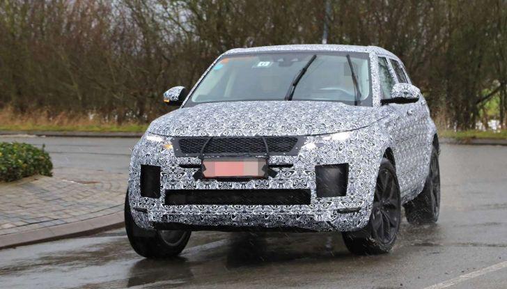 Range Rover Evoque 2019: una seconda serie per replicare il successo - Foto 10 di 41