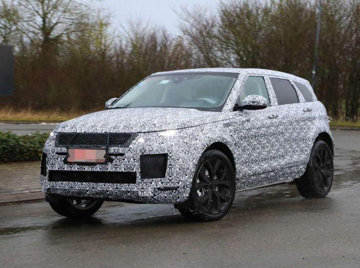 Range Rover Evoque 2019: una seconda serie per replicare il successo - Foto 11 di 24