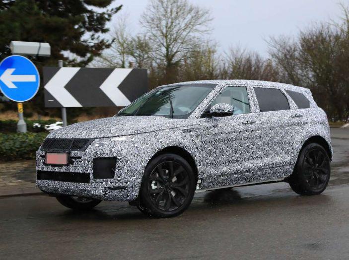 Range Rover Evoque 2019: una seconda serie per replicare il successo - Foto 22 di 24