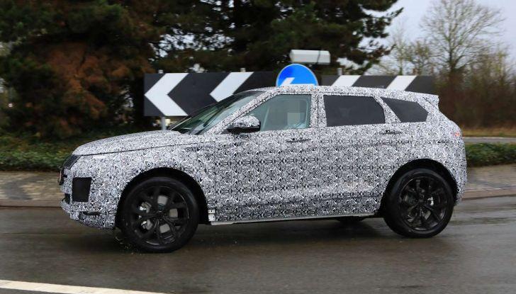 Range Rover Evoque 2019: una seconda serie per replicare il successo - Foto 29 di 41
