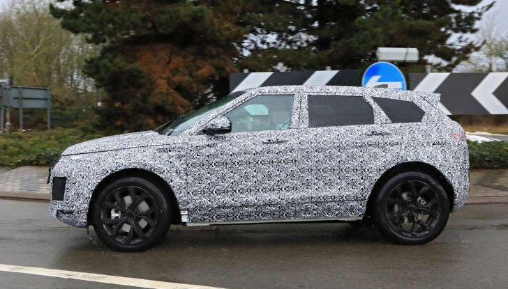 Range Rover Evoque 2019: una seconda serie per replicare il successo - Foto 30 di 41
