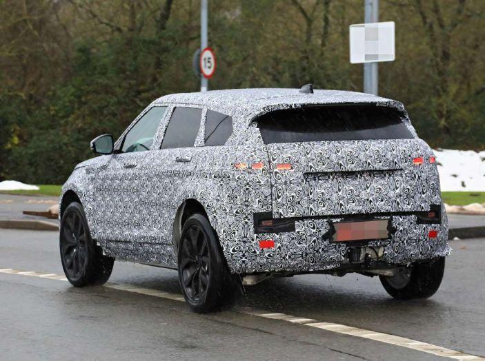 Range Rover Evoque 2019: una seconda serie per replicare il successo - Foto 5 di 24
