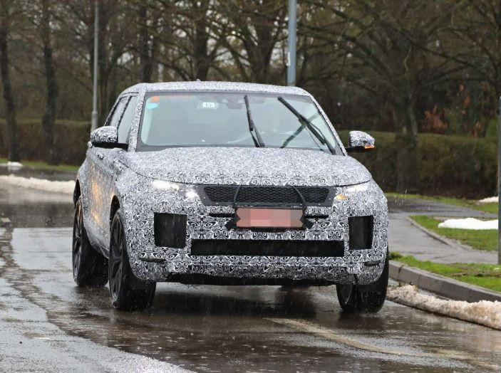 Range Rover Evoque 2019: una seconda serie per replicare il successo - Foto 7 di 24