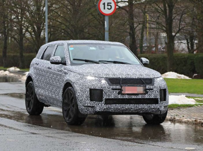 Range Rover Evoque 2019: una seconda serie per replicare il successo - Foto 8 di 24