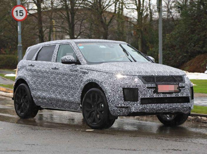 Range Rover Evoque 2019: una seconda serie per replicare il successo - Foto 1 di 24