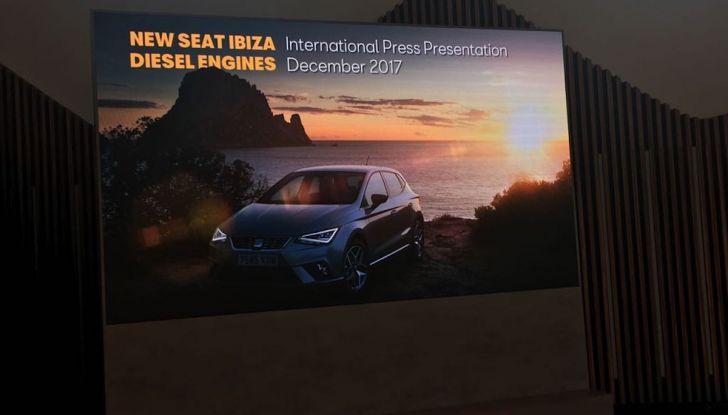 Nuova Seat Ibiza 1.6 TDI: il Diesel è sempre più raffinato e pulito - Foto 13 di 19