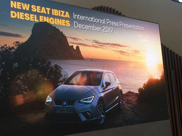 Nuova Seat Ibiza 1.6 TDI: il Diesel è sempre più raffinato e pulito - Foto 16 di 19