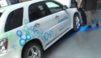 Video Saab – Francoforte 2007