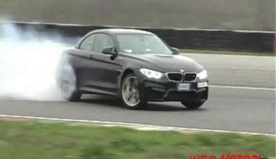Franciacorta BMW M4 - Infomotori Driving Experience