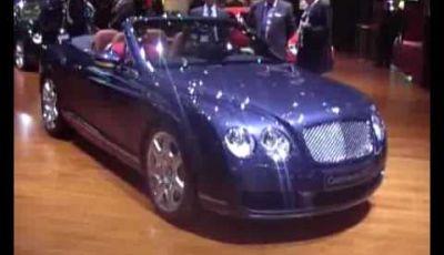 Vide Bentley MotorShow Ginevra 2008