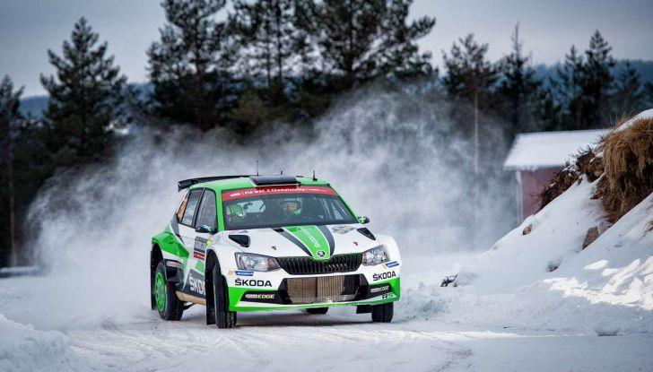 Skoda Fabia Limited Edition, omaggio al Rally - Foto 6 di 8