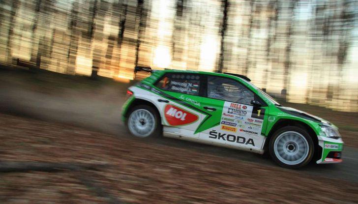 Skoda Fabia Limited Edition, omaggio al Rally - Foto 4 di 8