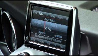 Mercedes CLA la nuova berlina 3 volumi tedesca