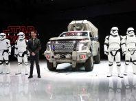 """Star Wars """"Gli ultimi Jedi"""" ispira i prototipi Nissan"""