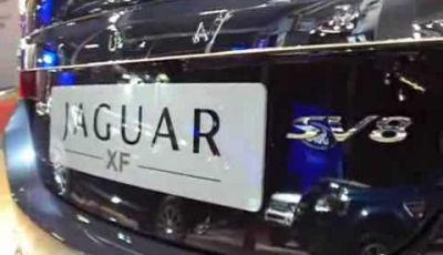 Video Jaguar – Motor Show Bologna 2007