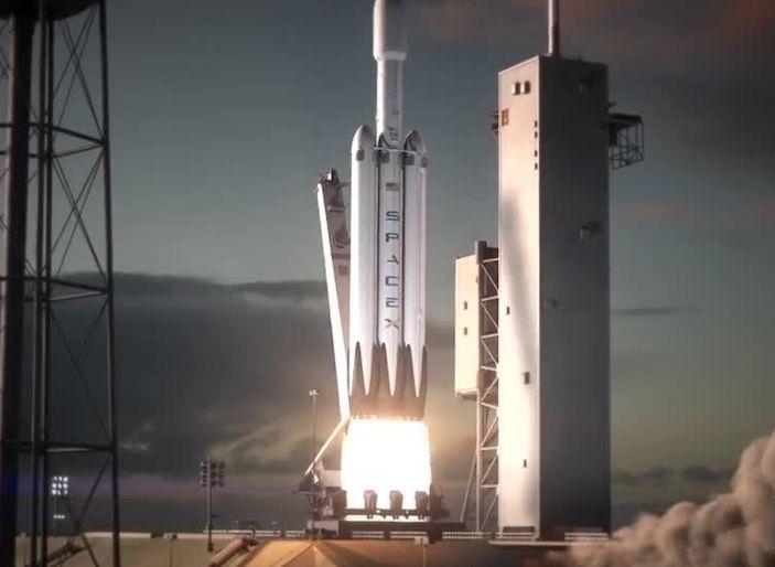 Elon Musk: lancerò una Tesla Roadster su Marte con SpaceX - Foto 2 di 5