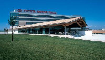 Mauro Caruccio nuovo Amministratore Delegato di Toyota Motor Italia