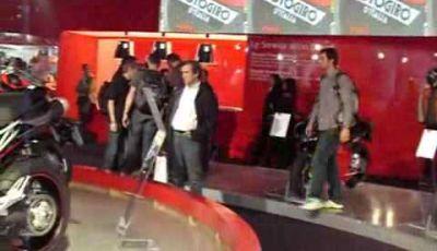 Video Ducati – Parigi 2007
