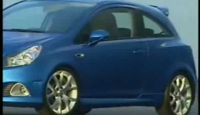 Video Opel Corsa OPC