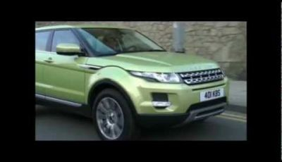 Range Rover Evoque 5 porte – Video Ufficiale
