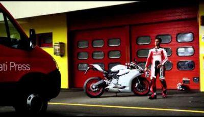 Ducati 899 Panigale