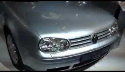 Volkswagen Golf, le sette generazioni al Motor Show di Bologna
