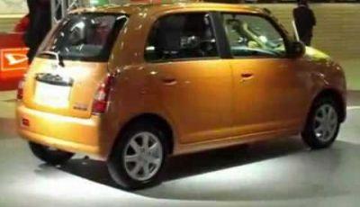 Video Daihatsu Motor Show – Bologna 2007
