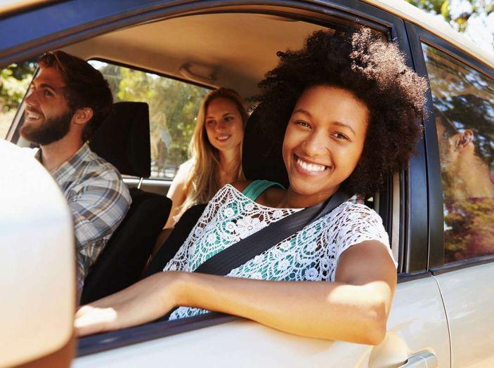 Vacanze in auto, gli italiani scelgono il Carpooling - Foto 1 di 15