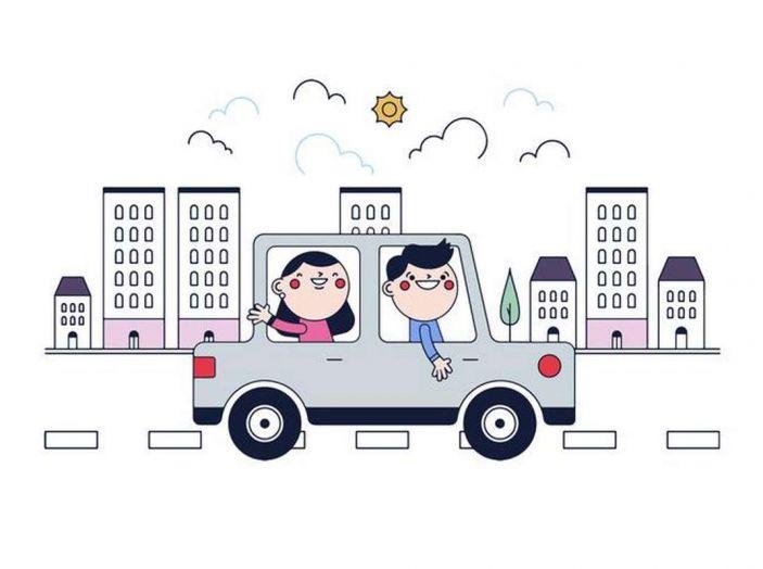 Vacanze in auto, gli italiani scelgono il Carpooling - Foto 13 di 15