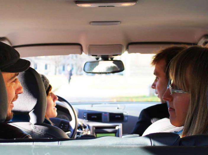 Vacanze in auto, gli italiani scelgono il Carpooling - Foto 3 di 15