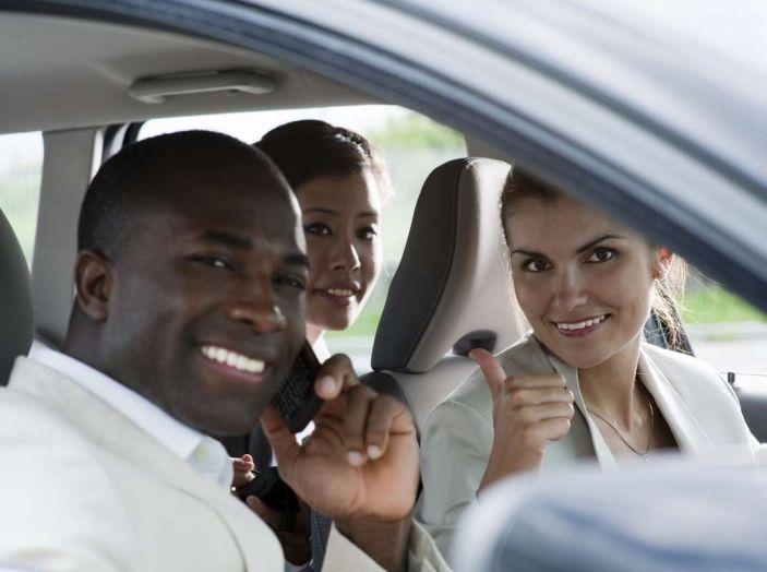Vacanze in auto, gli italiani scelgono il Carpooling - Foto 5 di 15