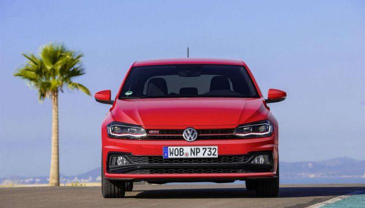 Volkswagen Polo GTI 2018 prezzi, motore e caratteristiche tecniche - Foto 13 di 14