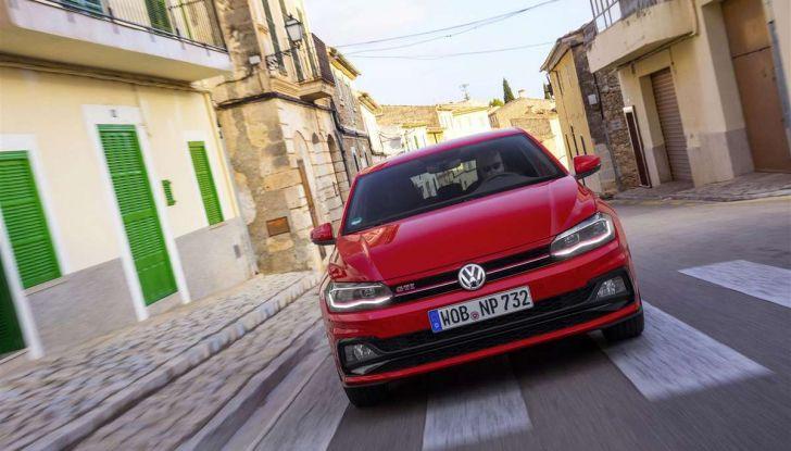 Volkswagen Polo GTI 2018 prezzi, motore e caratteristiche tecniche - Foto 8 di 14