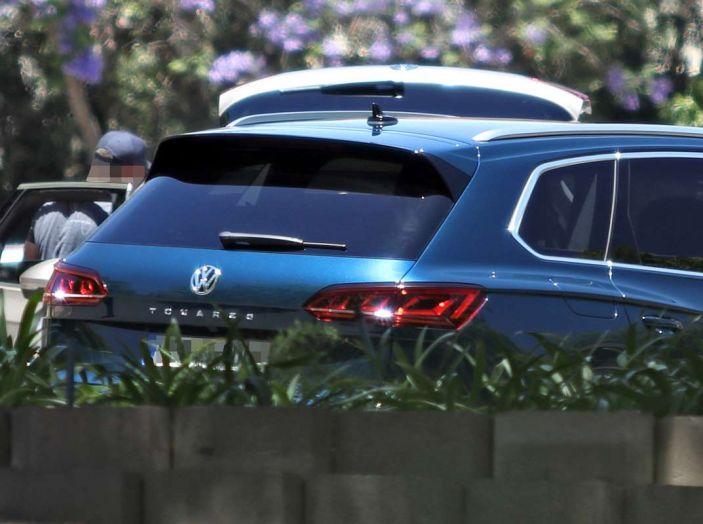 Volkswagen Touareg 2018: l'ammiraglia di Wolfsburg si rinnova ancora - Foto 3 di 10