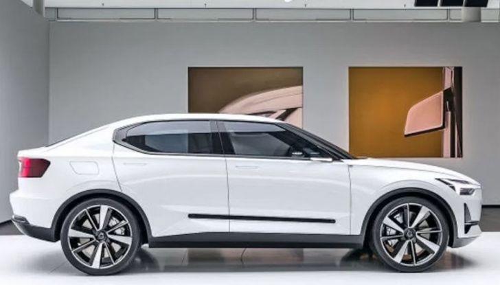 Volvo: dal 2020 limite di velocità a 180 km/h su tutte le auto - Foto 7 di 10