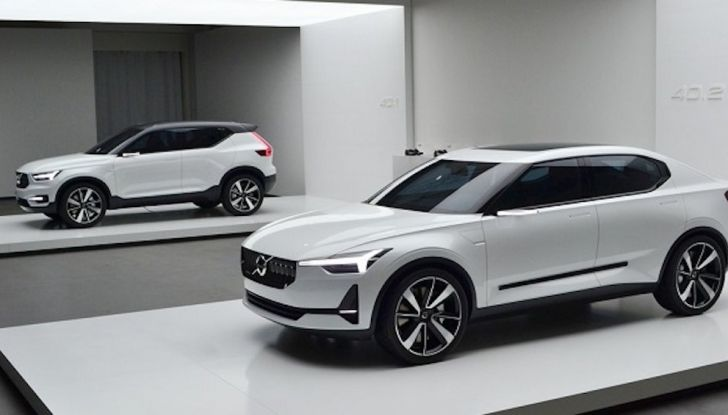 Volvo: dal 2020 limite di velocità a 180 km/h su tutte le auto - Foto 8 di 10