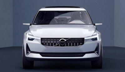 La nuova Volvo V40 2019 arriverà anche 100% elettrica