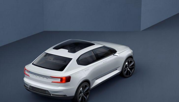 Volvo: dal 2020 limite di velocità a 180 km/h su tutte le auto - Foto 4 di 10