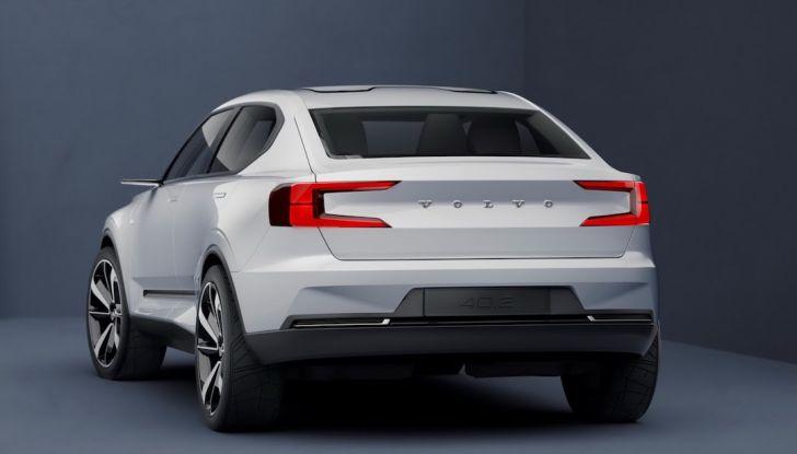 Volvo: dal 2020 limite di velocità a 180 km/h su tutte le auto - Foto 3 di 10