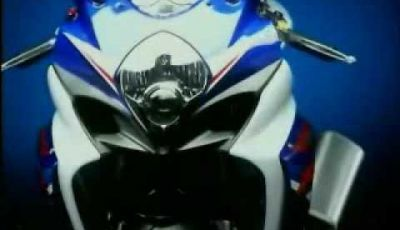 Video Suzuki GSXR 2007