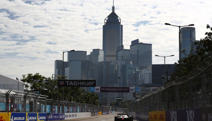 DS esordio vincente a Hong Kong - Foto 4 di 6