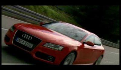 Video Audi A5 Sportback