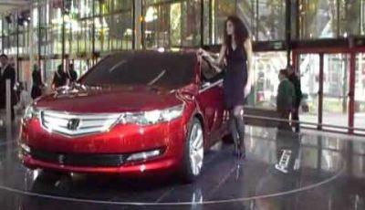 Video Honda – Motorshow Bologna 2007