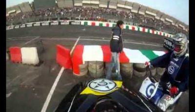 Motor Show di Bologna freestyle in prima persona