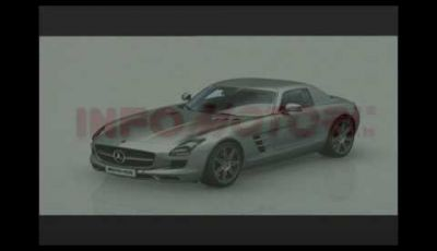 Video Mercedes SLS Electric Drive