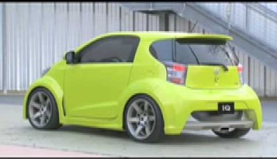 Video Scion iQ