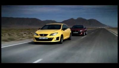 Video Seat Ibiza Cupra