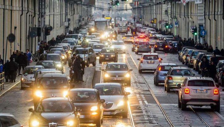 ZTL Torino, cambiano orari e sistemi di accesso - Foto 1 di 9